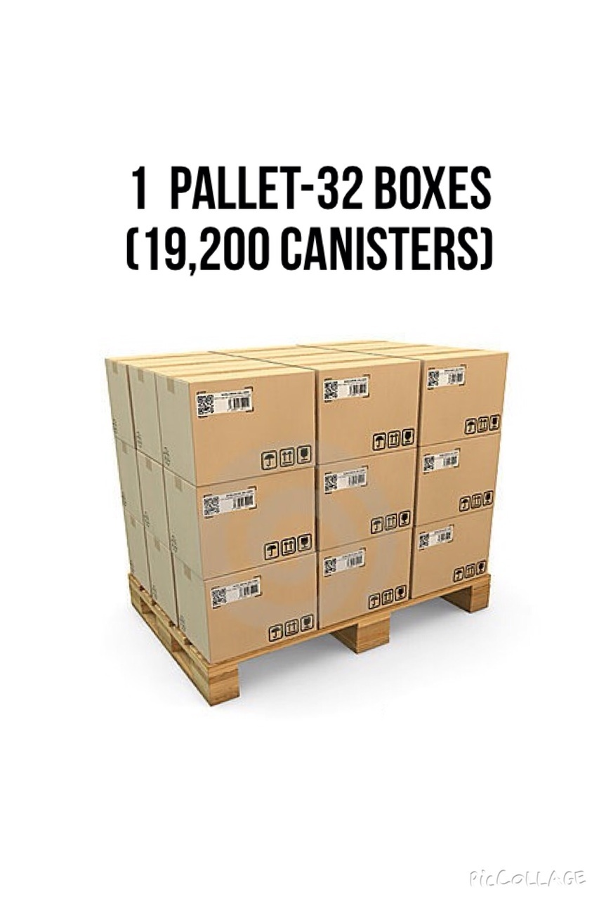 32 Boxes 19 200 Cream Chargers 800 Boxes Of 24 Pieces